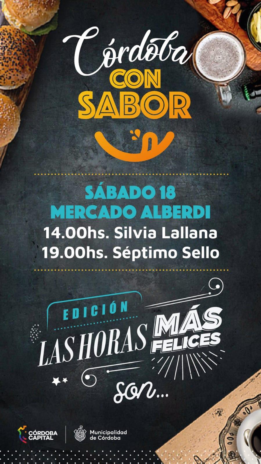 """Llega Córdoba con Sabor- Edición """"Las horas más felices son"""" • Canal C"""