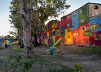 En Córdoba, ya hay 136 murales de artistas locales • Canal C