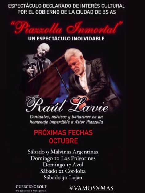 ¡Raúl Lavié visitó los estudios de Pato a la Mañana! • Canal C